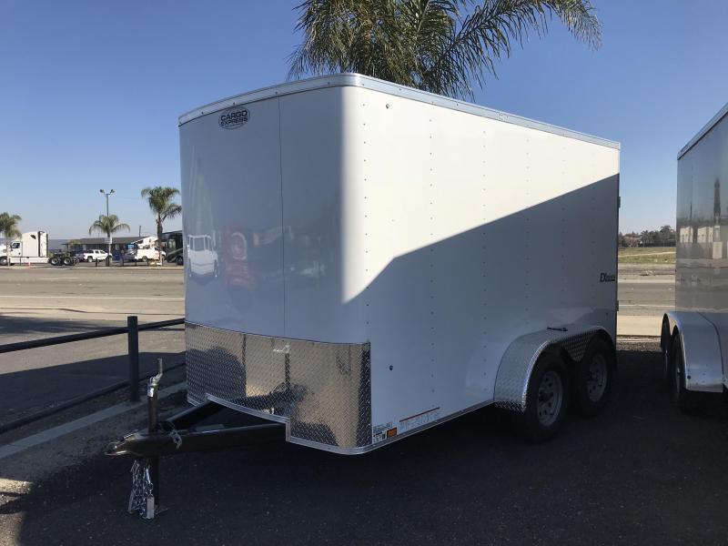 2019 Cargo Express 7X12 Wide Tandem Cargo