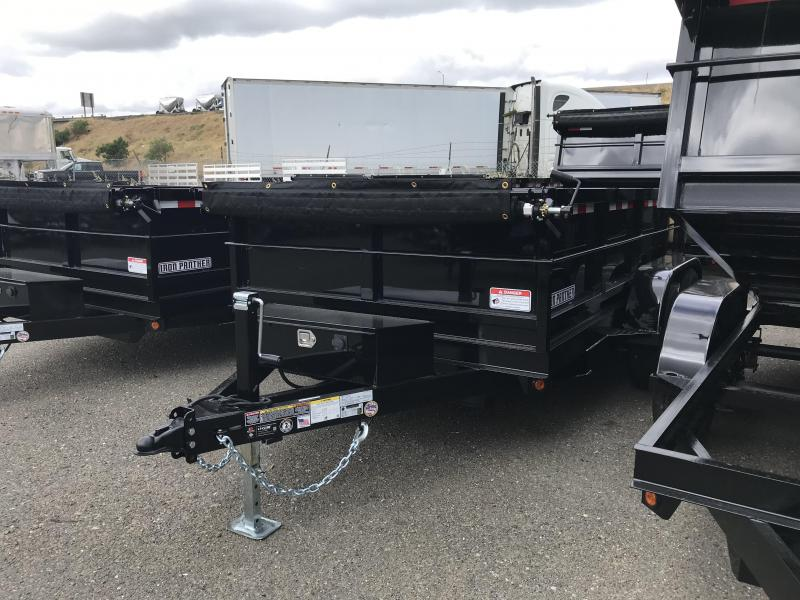 2019 Iron Panther DT261 Dump Trailer