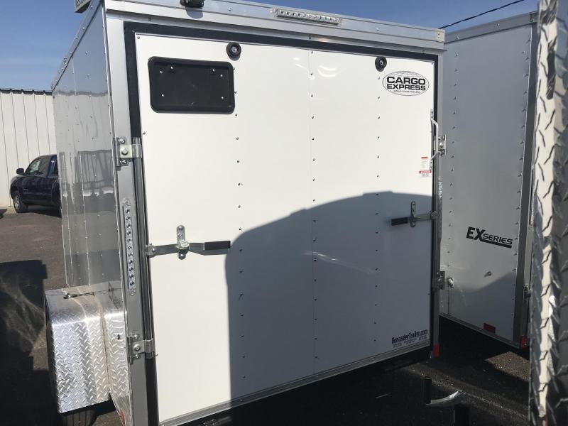 2019 Cargo Express EX6X10 Enclosed Cargo Trailer
