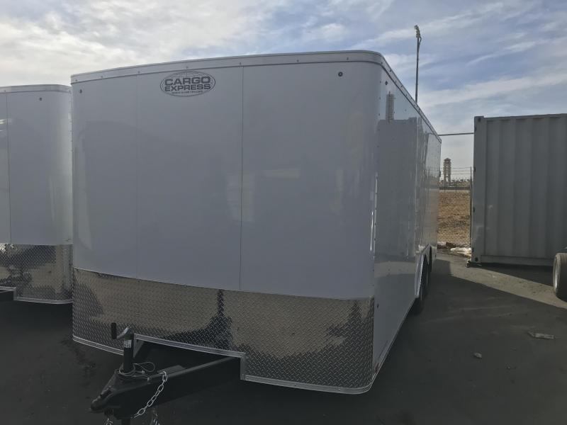 2019 Cargo Express 8.5X20 CARGO EXPRESS