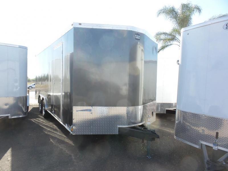 2020 Wells Cargo RFV85X202 Enclosed Cargo Trailer