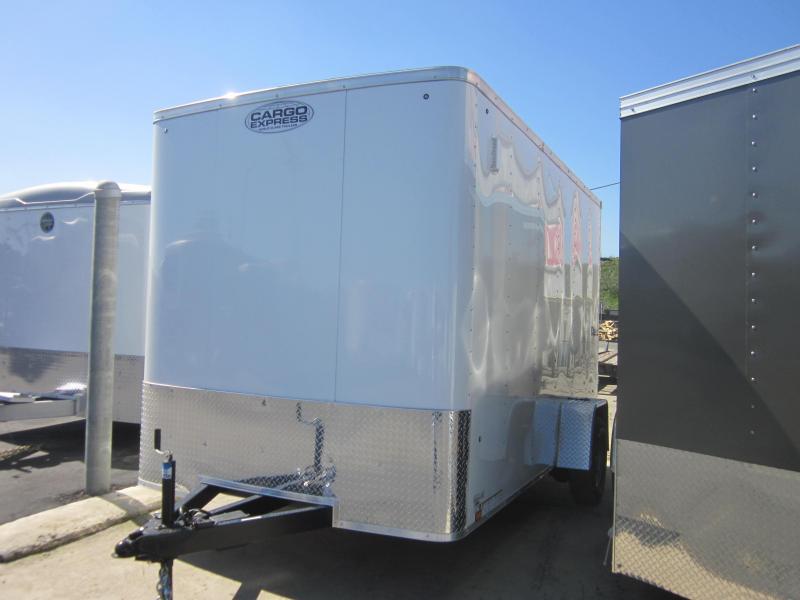 2019 Cargo Express 7X16 Wide Tandem Cargo