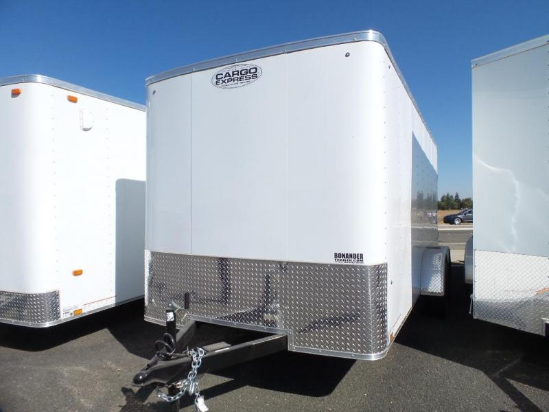 2018 Cargo Express Ex 7 Wide Tandem Cargo Cargo / Enclosed Trailer