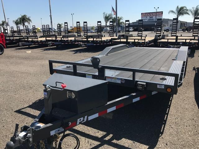 2019 PJ Trailers 20X5 Channel Buggy Hauler