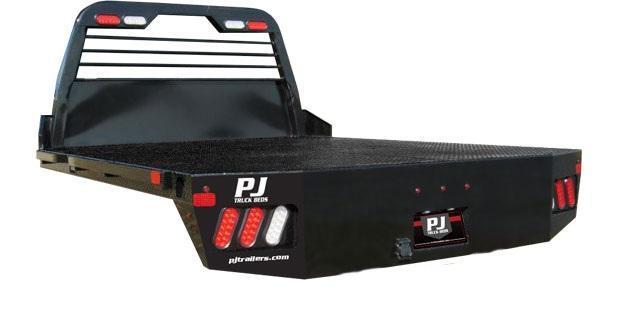 2018 PJ Trailers GB 86/84/58/42 Truck Bed