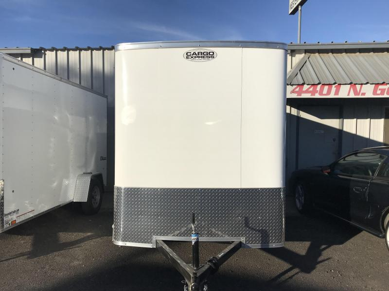 2019 Cargo Express 6X10 WIDE SINGLE CARGO EXPRESS