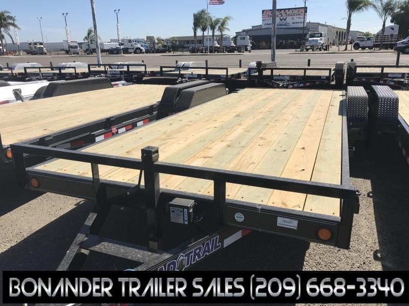 2019 Load Trail Carhauler 83 x 20 Car / Racing Trailer