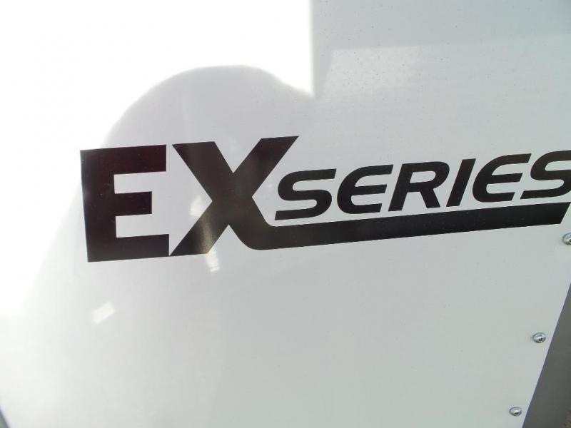 2018 Cargo Express 5X8 Wide Single Cargo Trailer