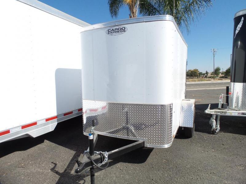 2019 Cargo Express 5X8 Enclosed Cargo Trailer
