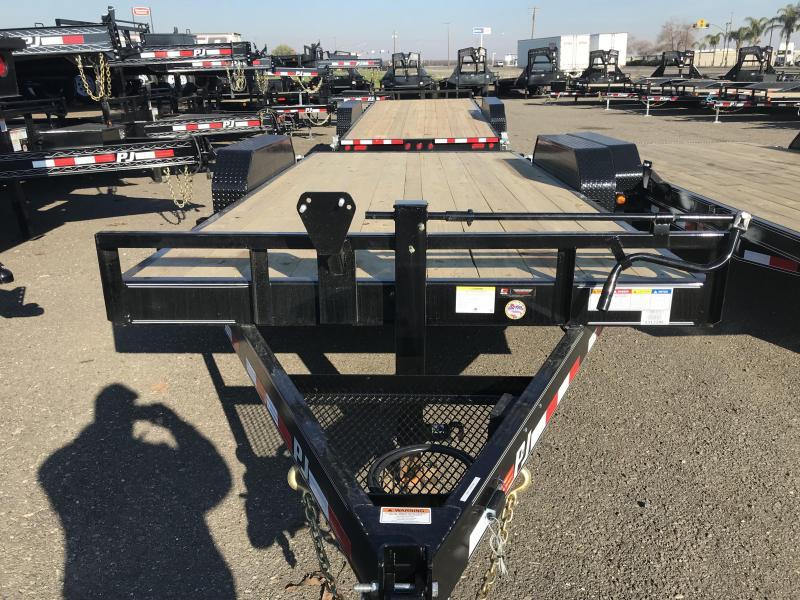 2019 PJ Trailers 6 in. Channel Equipment (CC) Car / Racing Trailer