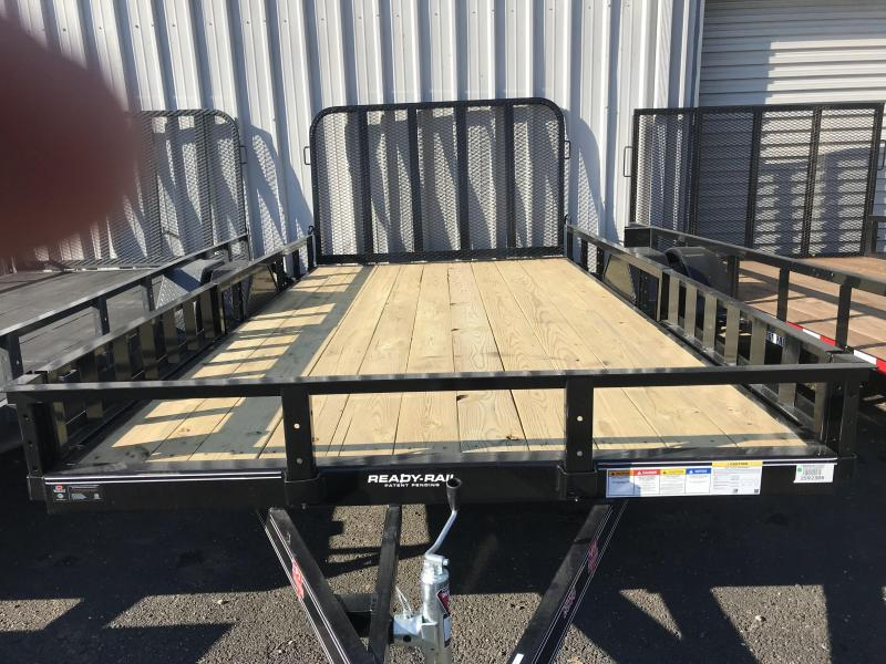 2019 PJ Trailers 14X83 Channel UtilityTrailer