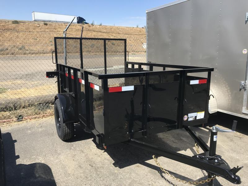2020 Iron Panther LT110 Equipment Trailer