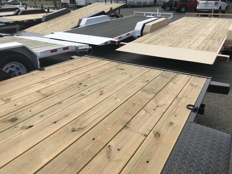 2019 Load Trail CH07 Carhauler 102 x 20 Car / Racing Trailer