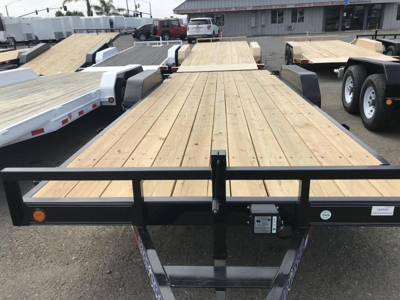 2019 Load Trail CH07 Carhauler 102 x 20 Car / Racing Trailer