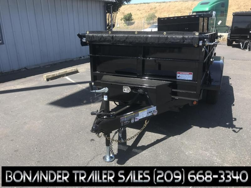 2019 Iron Panther DT095 Dump Trailer