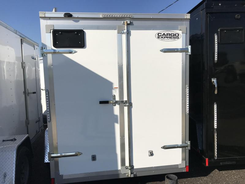 2019 Cargo Express EX6X10SI2 Enclosed Cargo Trailer