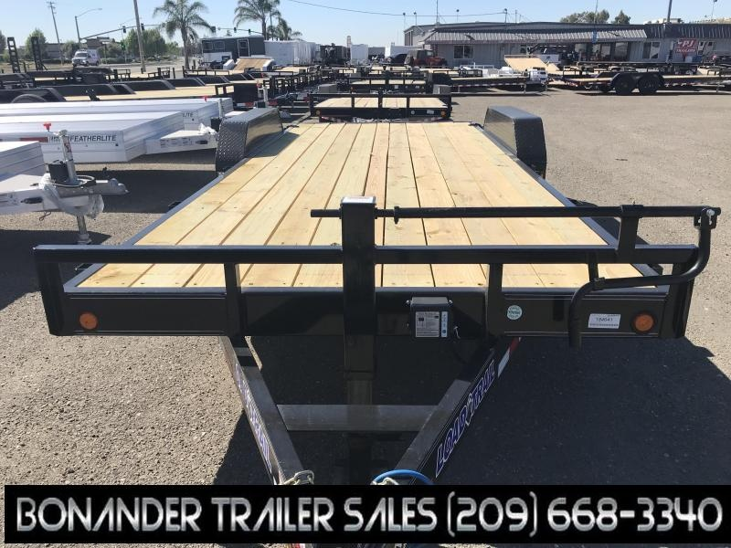 2019 Load Trail CH07 Carhauler 83 x 20 Car / Racing Trailer