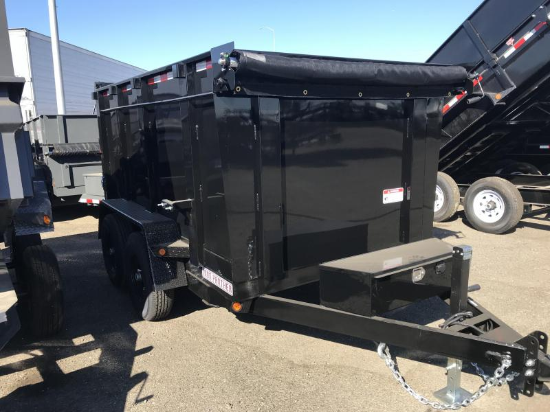 2019 Iron Panther Dump Trailer