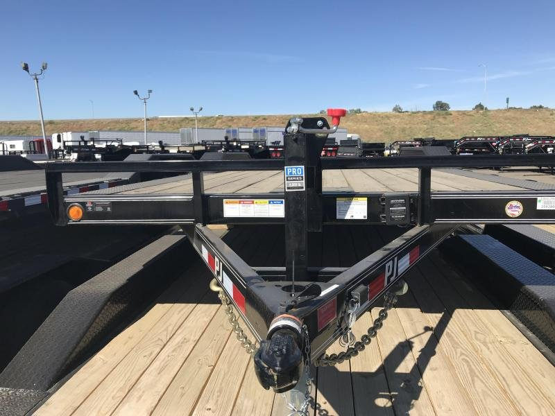 2019 PJ Trailers 20X5 Channel Buggy Hauler (B5) Car / Racing Trailer