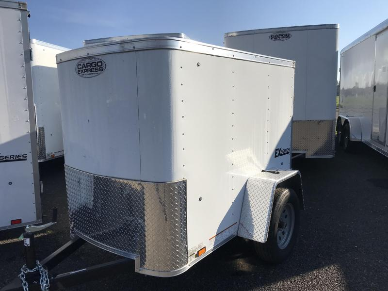 2019 Cargo Express EX4X6SI2 Enclosed Cargo Trailer
