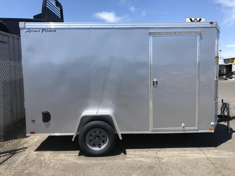 2020 Wells Cargo RFV6122 Enclosed Cargo Trailer