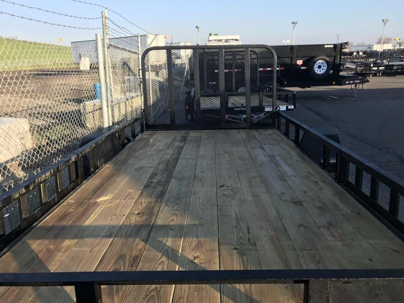 2019 PJ Trailers 14X83 Channel Utility Trailer