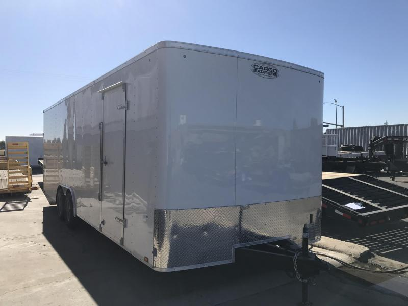 2019 Cargo Express 8.5X24 Enclosed Cargo Trailer