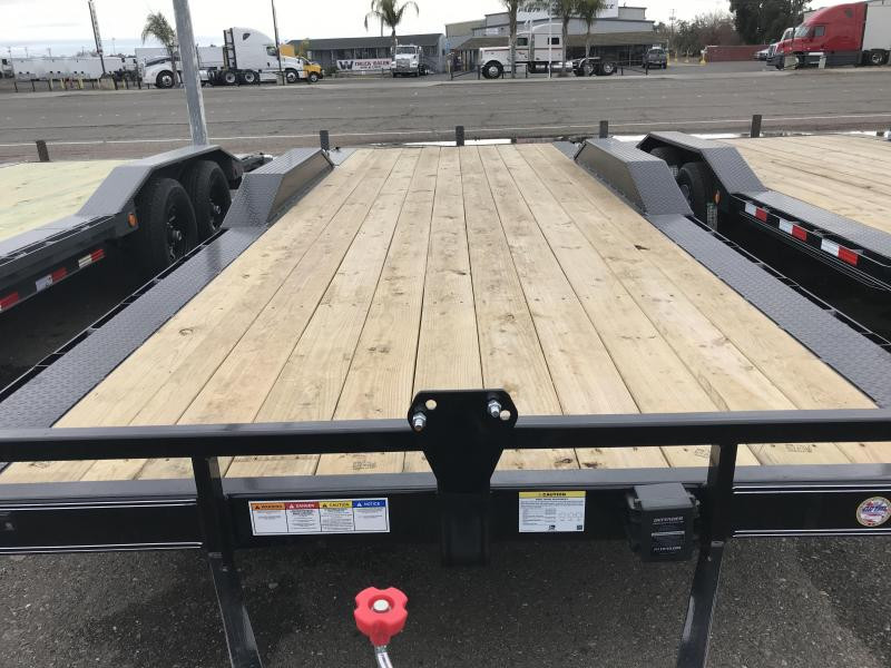 2019 PJ Trailers 22X5 Channel Buggy Hauler (B5) Car / Racing Trailer