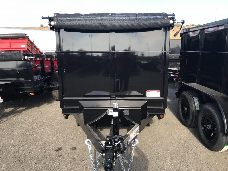 2018 Iron Panther D10 Dump Trailer