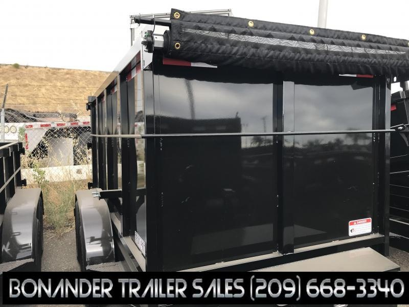 2019 Iron Panther DT256 Dump Trailer