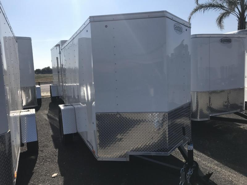 2019 Cargo Express EXV5X10 Cargo EX Wedge Trailer