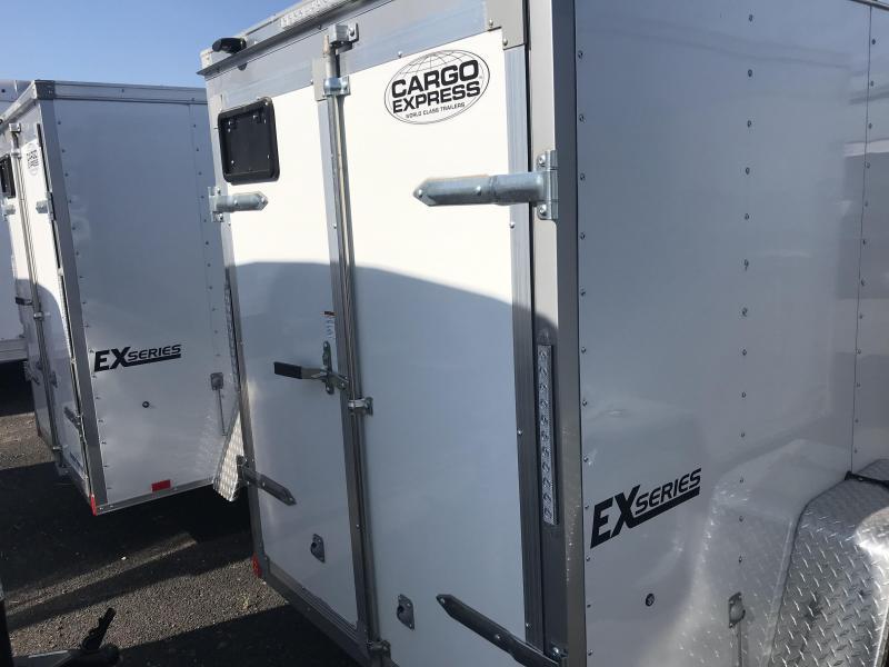 2019 Cargo Express EXV5X10 Cargo EX Wedge Trailer