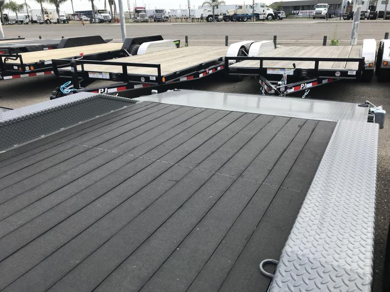 2019 PJ Trailers 20X5 Channel Buggy Hauler (B5) Car / Racing Trailer