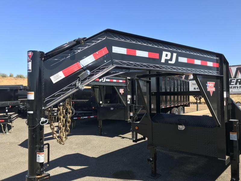 2019 PJ Trailers 30' Low-Pro Flat-Deck w/duals