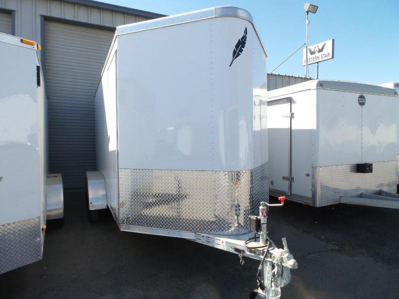 "2018 Featherlite 6'7""X16'X6' Trailer"