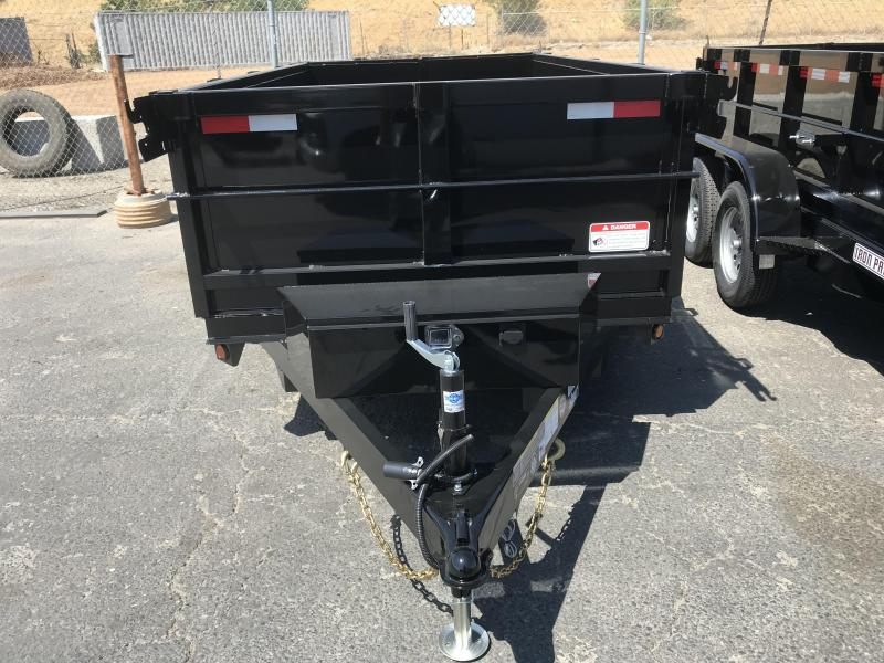 2018 Iron Panther D7 Dump Trailer