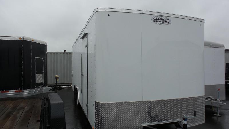 2018 Cargo Express 8.5X20 Enclosed Cargo Trailer