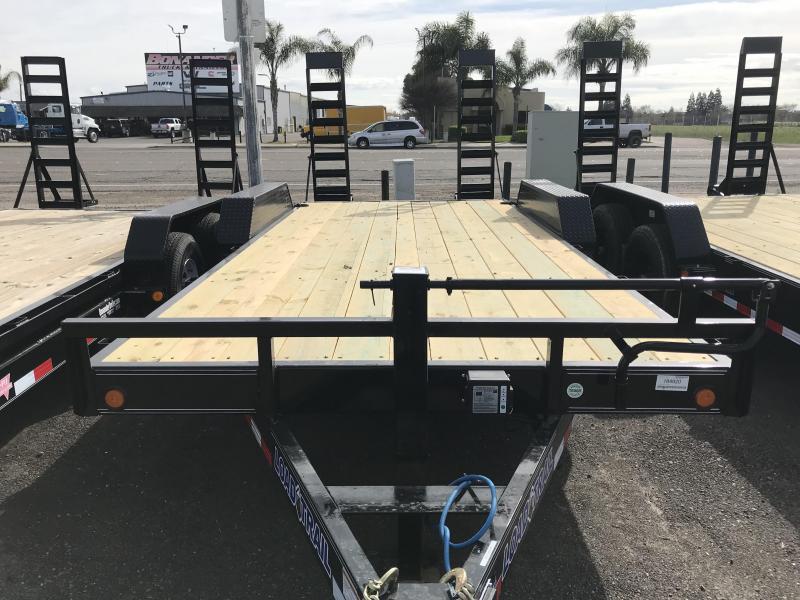 2019 Load Trail  Carhauler 83 x 18 Car / Racing Trailer