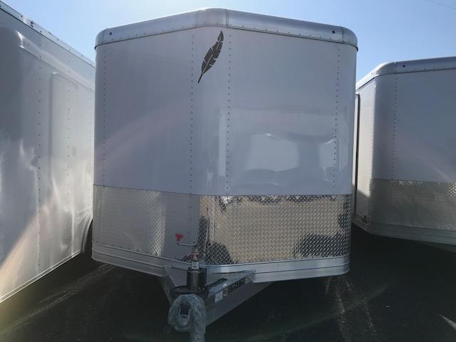 2018 Featherlite 24' Enclosed Car Trailer