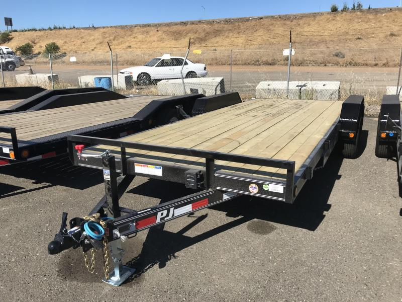 2019 PJ Trailers 16X5 Channel Equipment