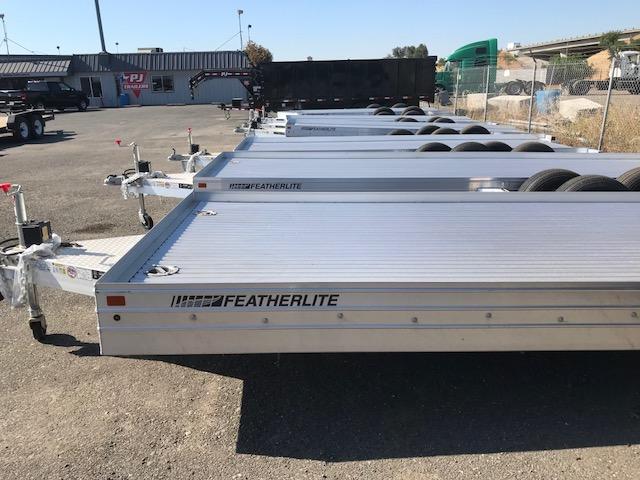 2018 Featherlite 17'6 Car Trailer