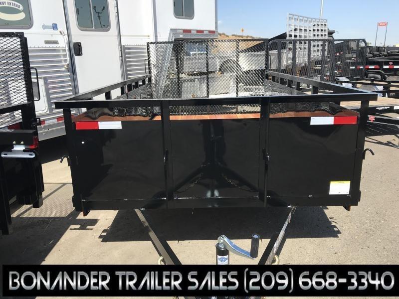 2020 Iron Panther LT251 Equipment Trailer