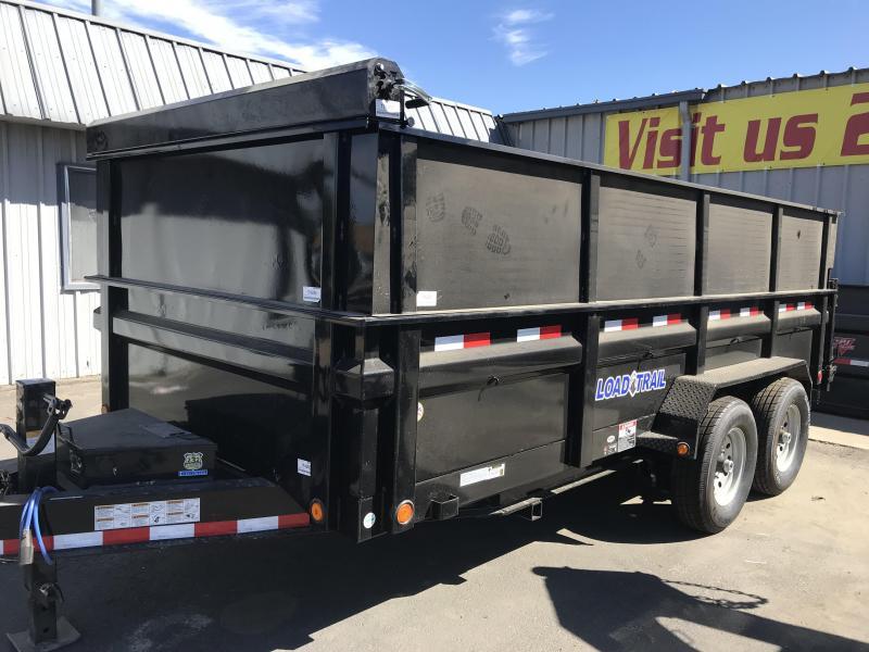 2019 Load Trail 83X16 Tandem Axle Dump