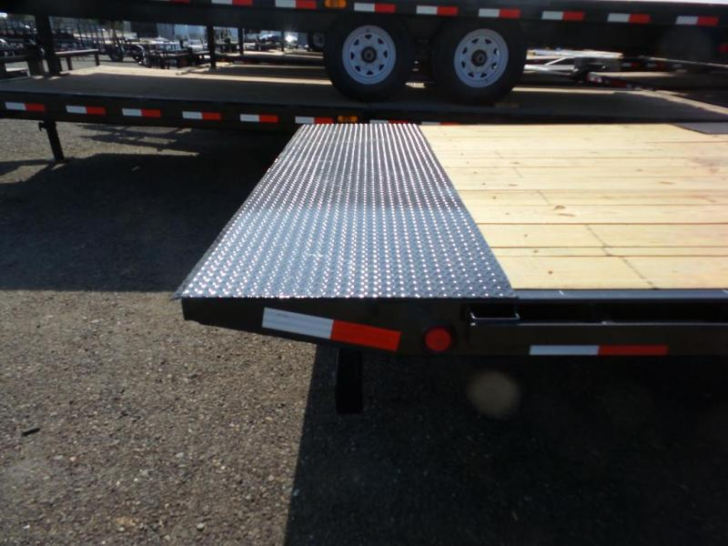 2019 PJ Trailers 24' Deckover Tilt (T8) Car / Racing Trailer