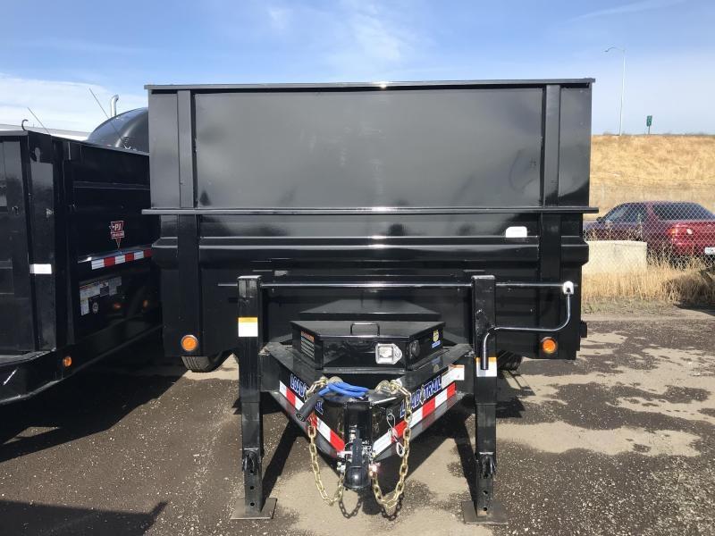 2019 Load Trail 83 x 16 TANDEM AXLE DUMP