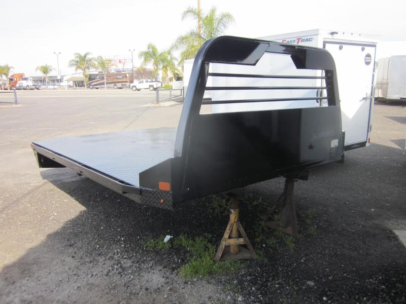 2017 PJ Trailers TB GB 114/97/84/34 SD Truck Bed