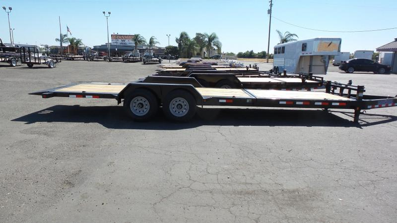 2018 Load Trail Tilt-n-Go Tandem Axle Deck I-Beam Trailer