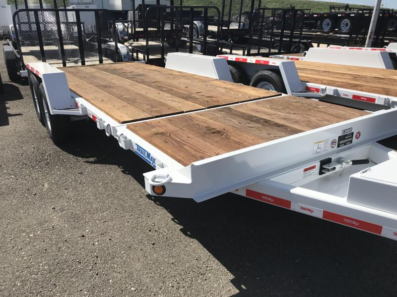2019 TrailMax T-12-UT Utility Trailer