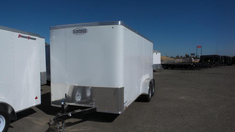2019 Cargo Express 85X20 Enclosed Cargo Trailer