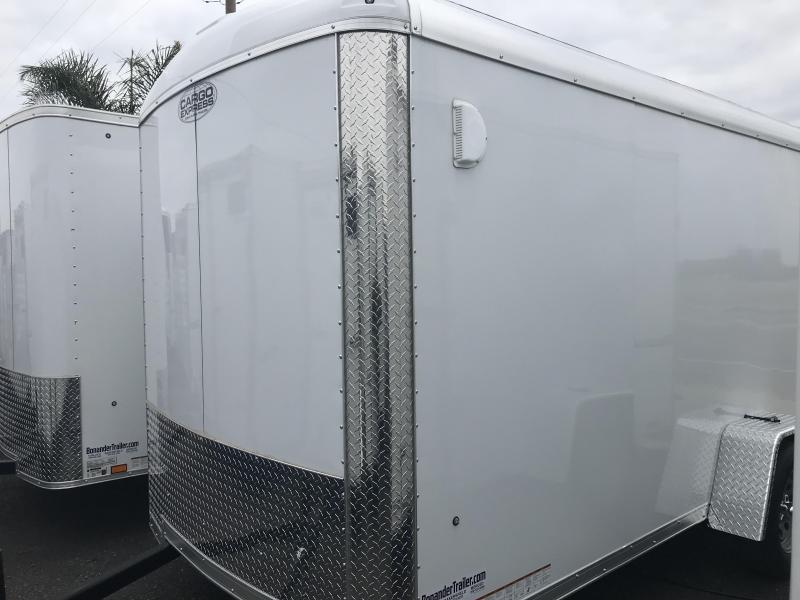 2019 Cargo Express PRO 6X12 Enclosed Cargo Trailer